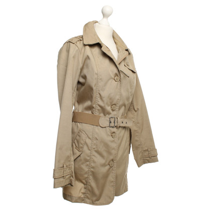 Woolrich Trench in beige