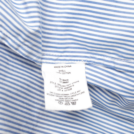 Theory Bluse mit Muster Bunt / Muster Billig Limited Edition cSDNG1