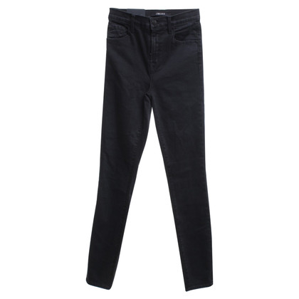 "J Brand Jeans ""Carolina"" in zwart"