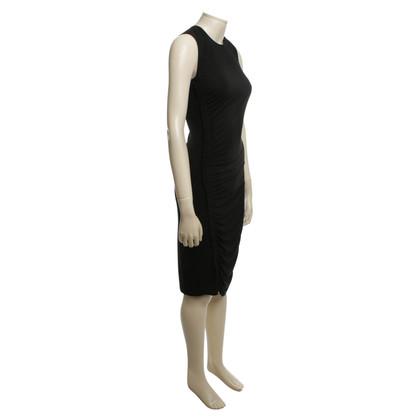 Rochas Kleid in Schwarz