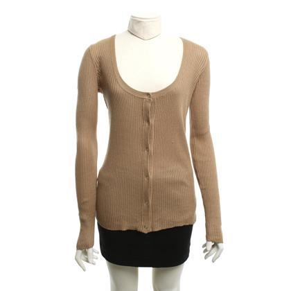 Prada Vest in lichtbruin