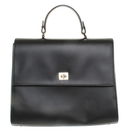 Hugo Boss Leather Handbag