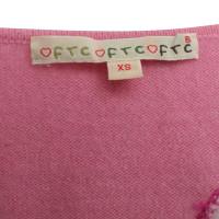 FTC Kasjmier truien in roze