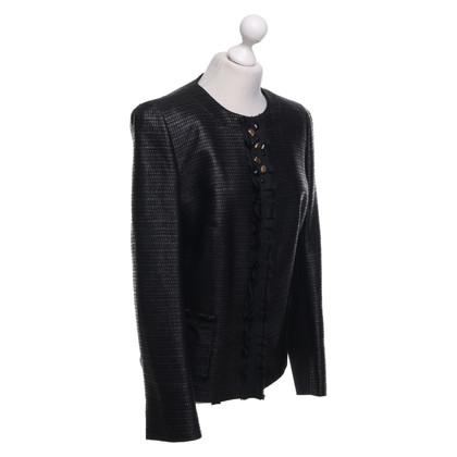 Basler Jas in zwart