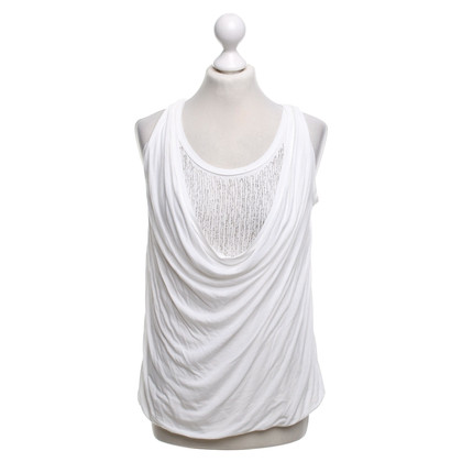 Strenesse top in white
