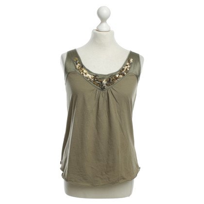 Strenesse top in olive