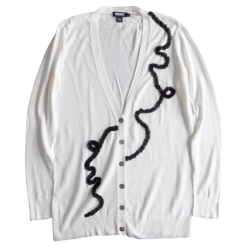 DKNY Vest in wit