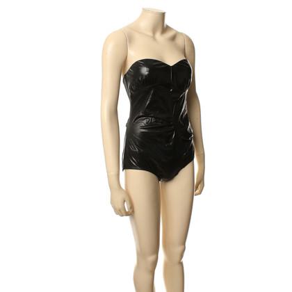 Chanel Swimsuit in the dark grey