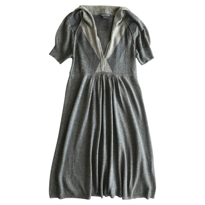 Armani Knitted dress in grey