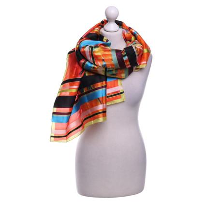 Roberto Cavalli Cloth with silk content