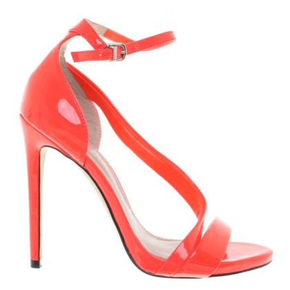 Kurt Geiger Sandals in neon red