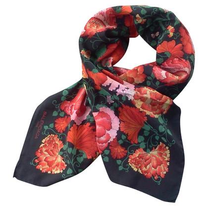 Balenciaga silk scarf