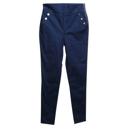 Karen Millen Jeans in dark blue