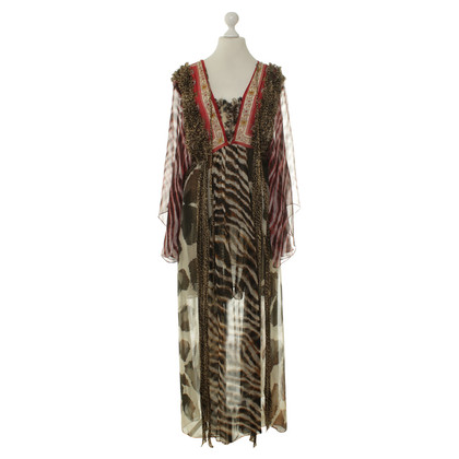 Wunderkind Tunic dress with pattern mix