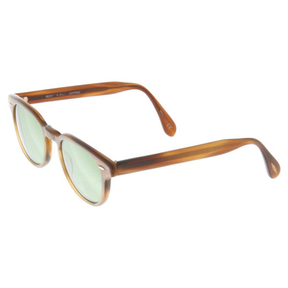 Oliver Peoples Sonnenbrille mit Schildpattmuster