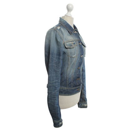 Dondup Jeans jacket in blue