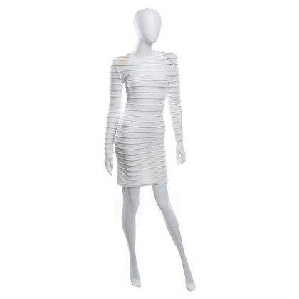 Balmain Dress in white