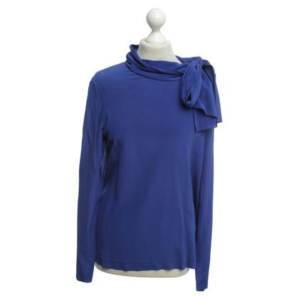 St. Emile Silk blouse in blue
