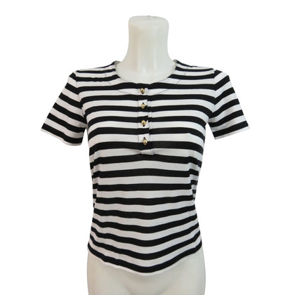 Loewe Shirt in marine blik