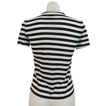 Loewe Shirt im Marine-Look