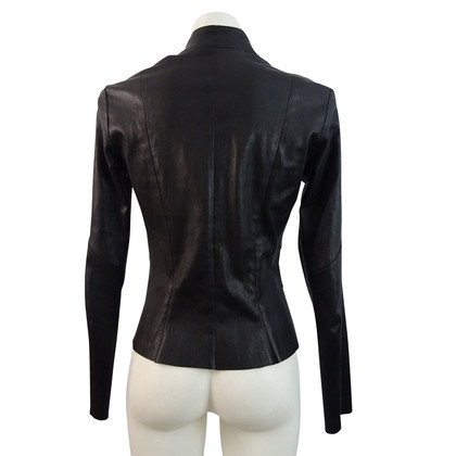 "Jitrois Leather Jacket ""Ayna"""