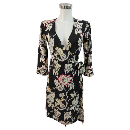 Diane von Furstenberg Maternity Wrap Dress