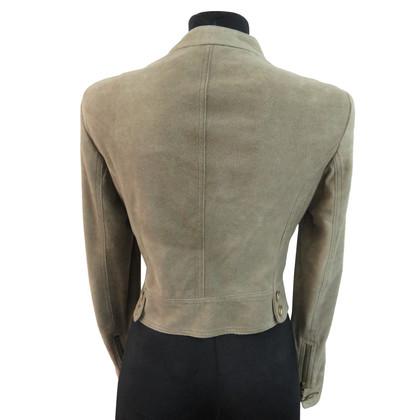 Strenesse Blue Short leather jacket