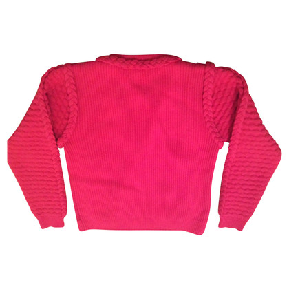 Stine Goya Sweater with Plait detail