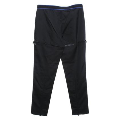 Miu Miu trousers with application