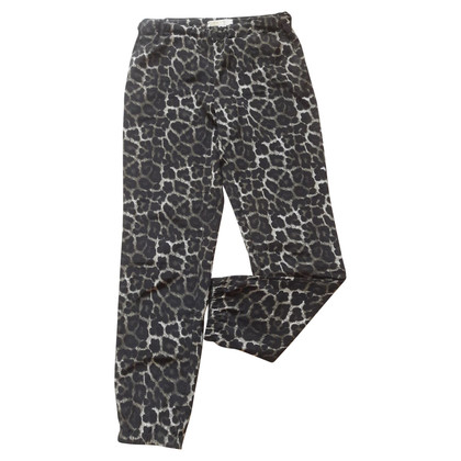 Michael Kors Sweatpants with Animalprint