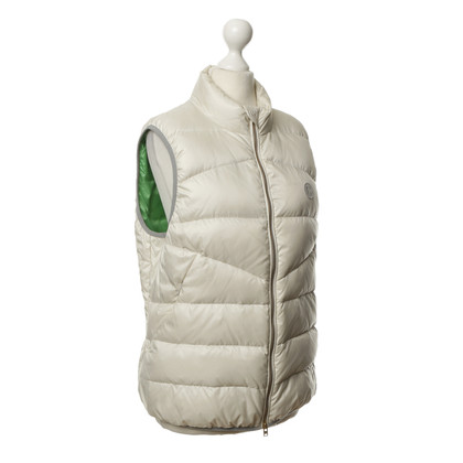 Closed Gilet beige trapuntato