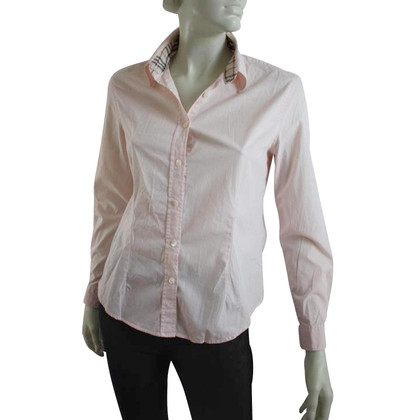 Burberry Blouse in soft pink