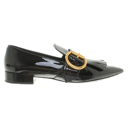 Prada Loafer in lakleer
