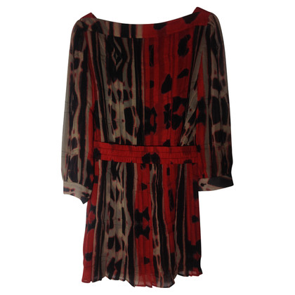 Diane von Furstenberg Luchtige zijden jurk