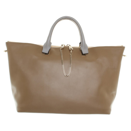 "Chloé ,, Baylee Bag ""in Brown"