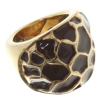 Just Cavalli Goldfarbener Ring