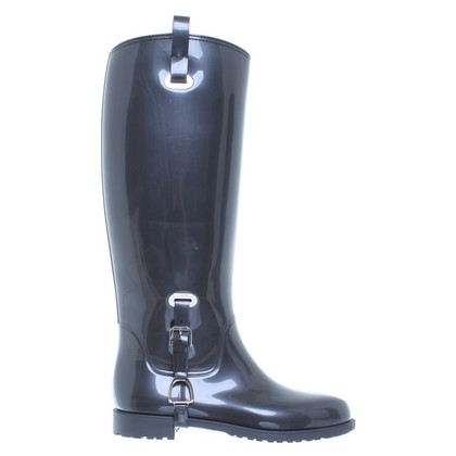 Ralph Lauren Rain boots in metallic