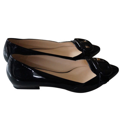 Prada Prada pumps patent leather