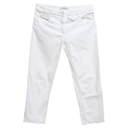 Prada Broek in White