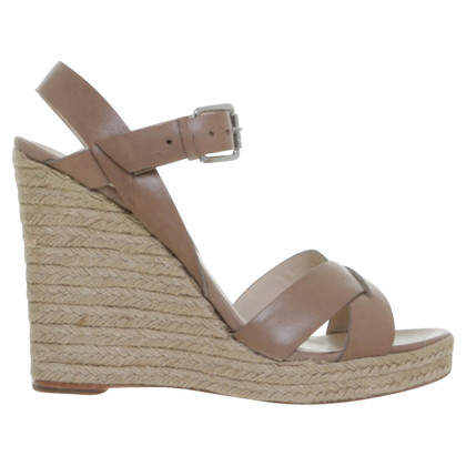 Michael Kors Wedges in Beige