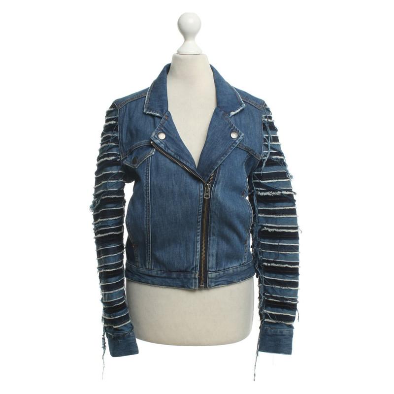 acne pop classics jacket