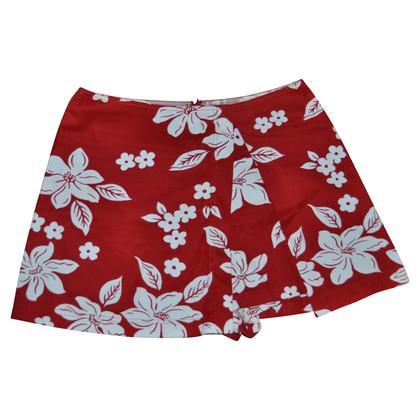 Miu Miu bloemen shorts