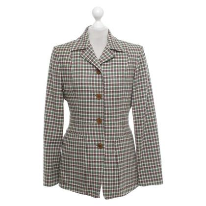 Hermès Houndstooth blazer