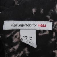 Karl Lagerfeld for H&M Négligé avec motif