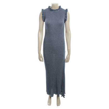 Pinko Maxikleid in Blau