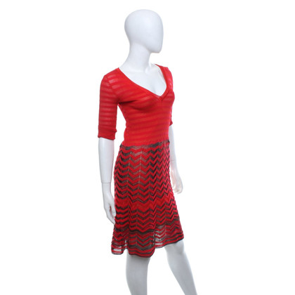Missoni Dress in red