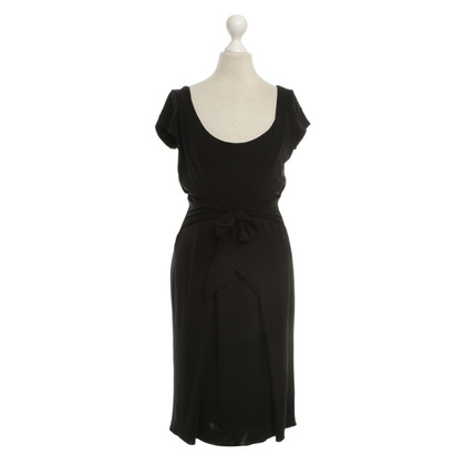 René Lezard Dress with waist band