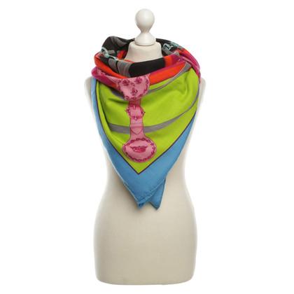 Hermès Panno cashmere / seta