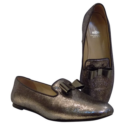 Moschino  Glitzer-Loafer
