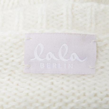 Billig Billig Lala Berlin Pullover in Creme Creme Auslass Professionelle Freies Verschiffen Shop 8w35l3
